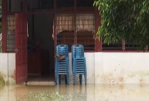 Banjir Terengganu: Langkah siap siaga pihak sekolah berjaya elak kerosakan lebih besar