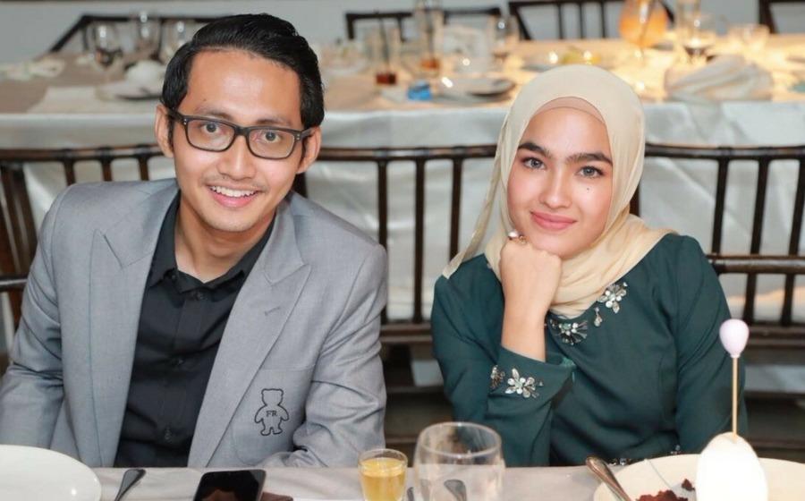"""""""Hubungan saya dan Elfira Loy masih baik"""" - Sufian Suhaimi nafi pertunangan goyah"""