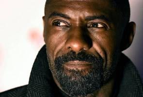 James Bond: Tiada versi kulit hitam, wanita mungkin - Idris Elba
