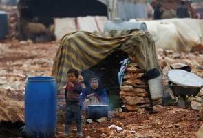 Tentera pakatan Syria-Rusia burukkan keadaan di Idlib dan Hama - PBB