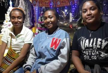 Di Sorong: harapan dan janji masa depan