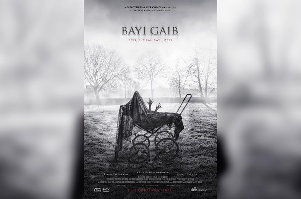 Bayi Gaib: Bayi Tumbal Bayi Mati akan ditayangkan di Indonesia mulai 15 Februari 2018.- Gambar Jadwal Film