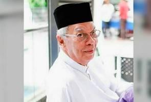Bapa Sharifah Shahirah meninggal dunia