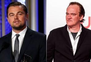 Selepas 'Django Unchained', Leonardo DiCaprio dan Quentin Tarantino bergabung lagi