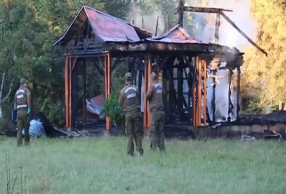 Polis siasat insiden 11 gereja dibakar