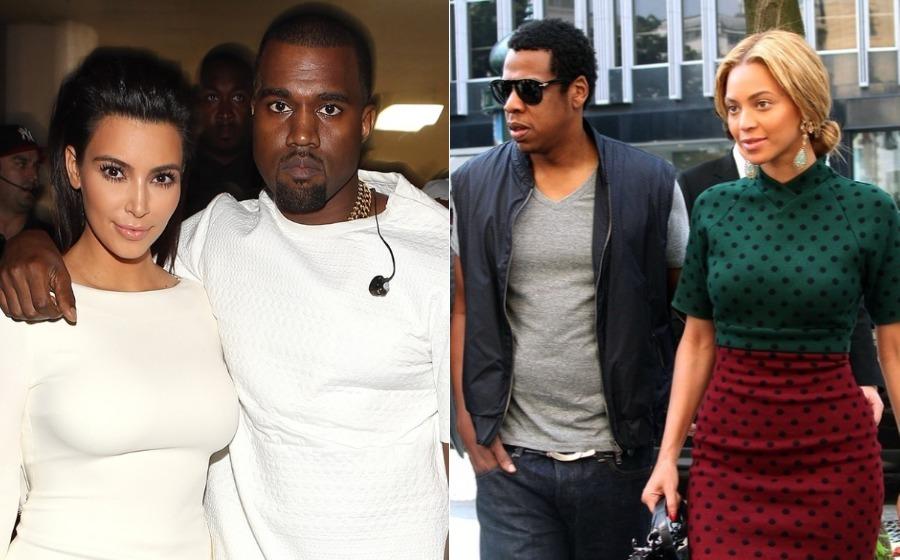 Wah untung ler! Beyonce dan Jay-Z hadiahkan gelang RM83,105 kepada anak ketiga Kim Kardashian