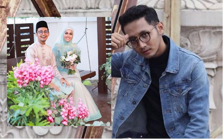 """""""Its complicated!"""" - Sufian Suhaimi enggan ulas status pertunangan dengan Elfira Loy"""