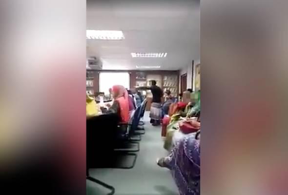 Cikgu Mengamuk Dipindahkan Ke Ppd Astro Awani