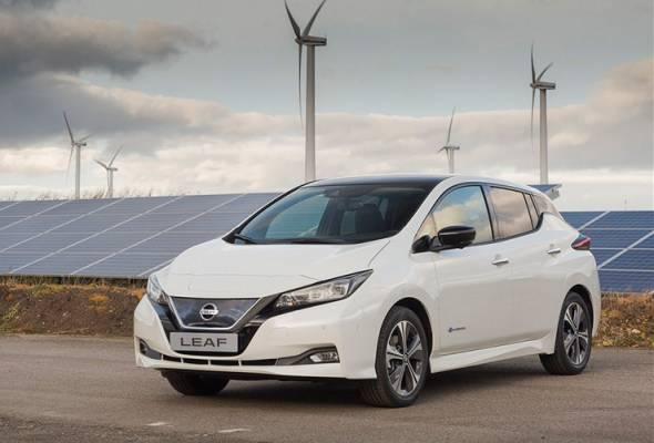 Kenderaan elektrik (EV) Nissan LEAF baharu akan dijual di tujuh pasaran Asia dan Oceania, termasuk Malaysia pada tahun fiskal akan datang.