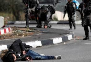 21 rakyat Palestin terkorban sejak Trump iktiraf Baitulmaqdis milik Israel