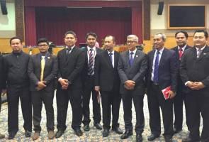 Dewan Sultan Ibrahim UTHM bergegar dengan amanat Naib Canselor