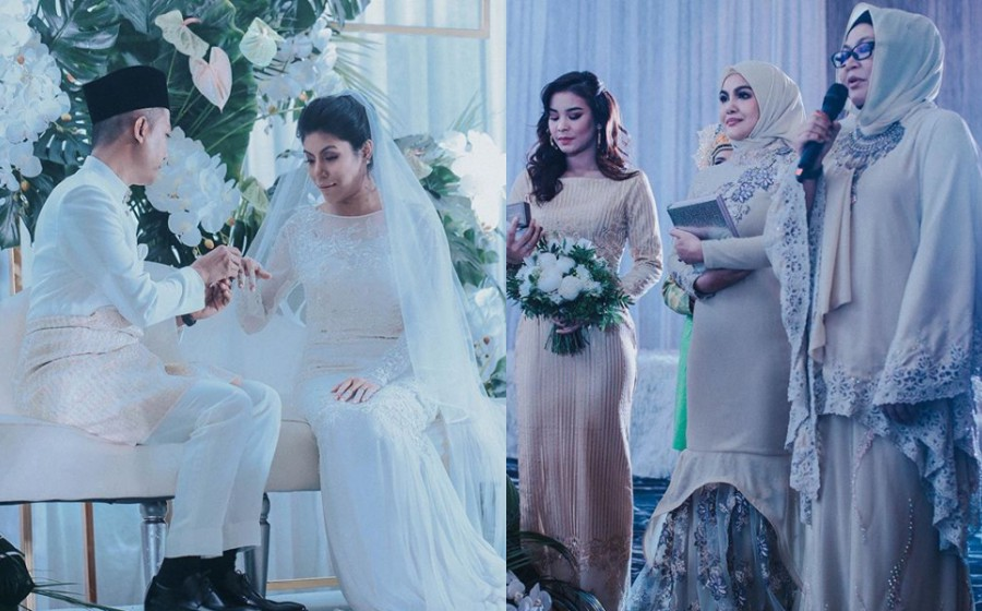 Umie Aida dedah permintaan keluarga ketika pertunangan Betty, semua terkedu