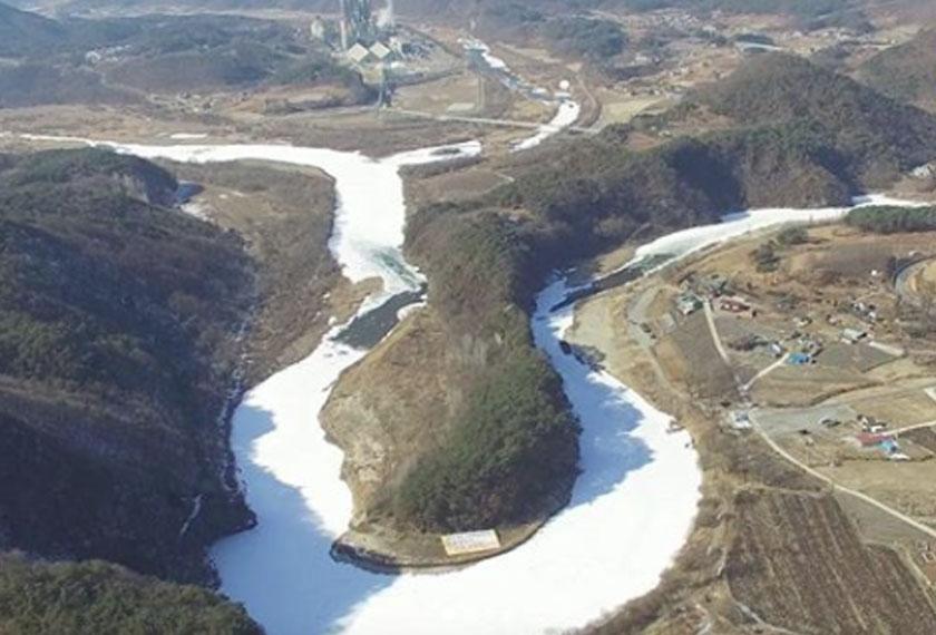 Pyeonchang merupakan salah satu daerah dalam wilayah Gangwon,