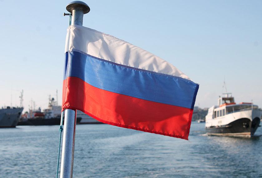 Bendera Rusia tidak dibenarkan untuk dikibarkan bagi mewakili negara untuk temasya Sukan Olimpik Musim Sejuk 2018.