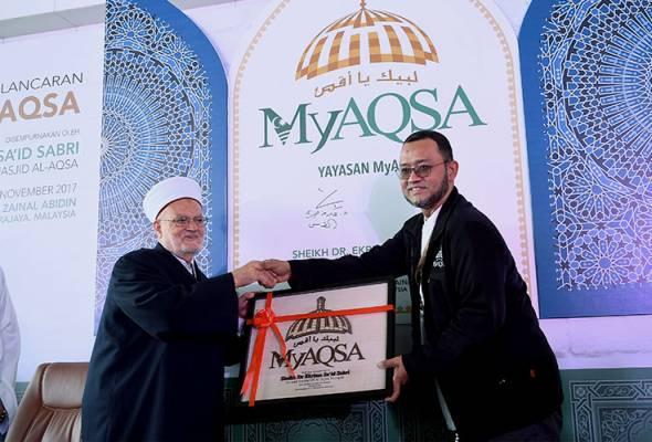 Aman Palestin sasar kumpul RM1 juta untuk Palestin