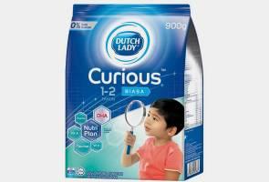 Alahan susu, Dutch Lady kaji produk 'Curious'