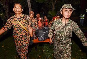 Lemas: Mayat mangsa kedua ditemukan