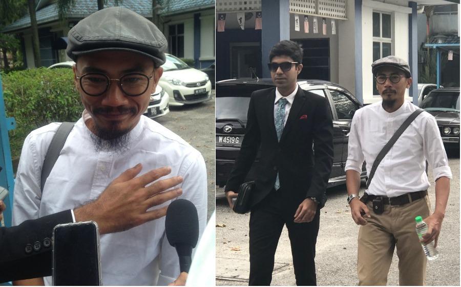 Didakwa aniaya Farid Kamil, Taj beri kerjasama kepada polis