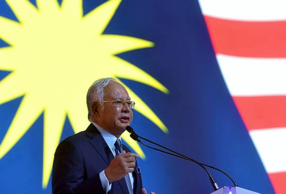 'Tiada ruang untuk kapitalisme kroni dalam pentadbiran saya' - PM Najib