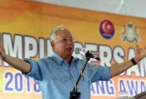 Hayati perjuangan UMNO, BN pastikan kesinambungan kemajuan negara - PM Najib