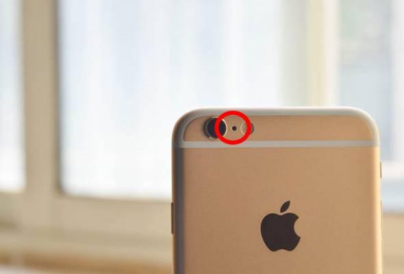 Wahai iPhone 'users', kenapa ramai masih tidak tahu fungsi 'lubang misteri' ini!