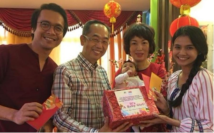 """Ayah sudah tahu hayatnya tidak lama' - David Teo bersedih sambut Tahun Baru Cina"