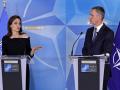Angelina Jolie desak NATO hentikan keganasan seksual dalam peperangan