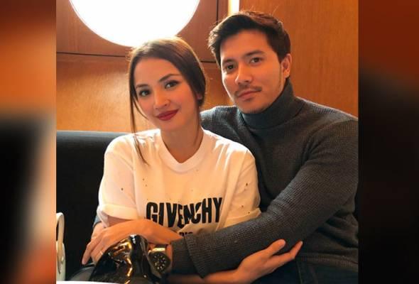 Pasangan Fattah dan Fazura pilih 25 Februari untuk majlis resepsi