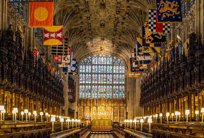 Majlis diraja itu akan dikendalikan oleh Dean of Windsor, the Right Reverend David Conner dan bakal disatukan oleh Paderi Canterbury, Justin Welby. - REUTERS