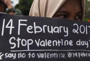 Aceh haramkan sambutan Hari Valentine