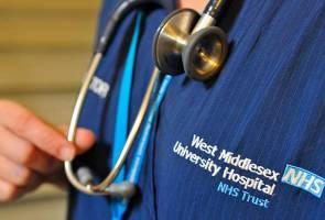 Doktor Malaysia warga ke-5 tertinggi berkhidmat di UK