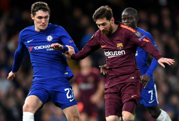 Christensen calon kapten The Blues, kata Conte