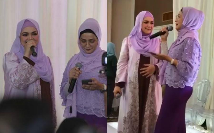 """""""Tak padan kaki bengkak, nak juga nyanyi""""- Datuk Seri Siti Nurhaliza"""