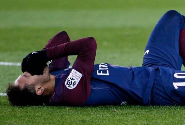 Neymar selesai jalani pembedahan