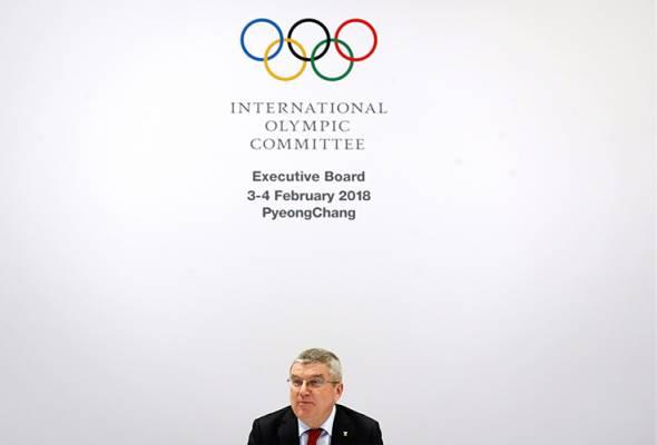 28 atlet Rusia terlibat doping dibenarkan sertai sukan Olimpik - IOC