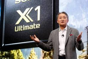 Kazuo Hirai undur diri, Kenichiro Yoshida bakal terajui Sony Corp. berkuatkuasa 1 April 2018