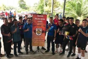UTHM bekerjasama bantu pembangunan sukan sepak takraw