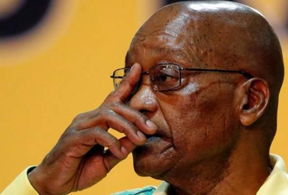 Presiden Afrika Selatan sedia berundur
