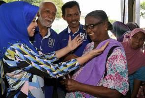 Shahrizat tepis kemungkinan bertanding di Putrajaya