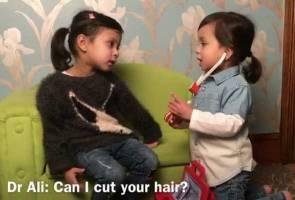 Fatimah dan Ali terus cuit hati netizen, 'gapoever' trending di laman sosial