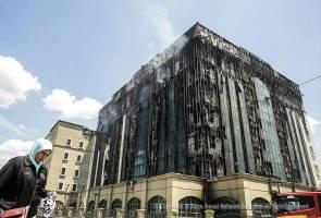 Pemilik bangunan tinggi disaran tukar salutan tidak mudah terbakar