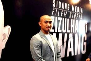 Saya mahu Shaheizy Sam lakonkan watak The Pocket Rocketman - Azizulhasni Awang