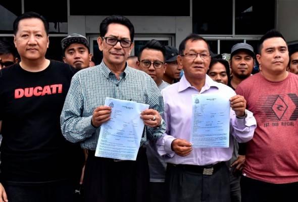 Laporan polis itu dibuat antara lain bagi menyangkal dakwaan parti pembangkang terbabit yang didapati cuba memutarbelitkan ucapan Anifah.