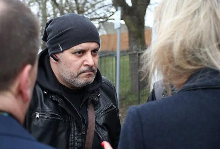 Mohammed Moustafa  mempersoal tindakan pihak berkuasa yang lambat selesaikan kes kematian Mariam - Foto metro.co.uk