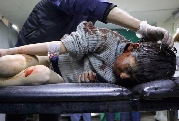 Jenayah perang terhadap orang awam di Syria, Rusia diheret ke ICC