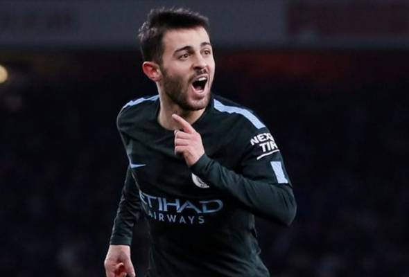 Manchester City gandakan luka Arsenal