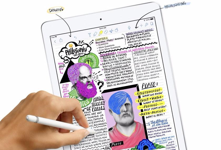 Lebih 200,000 aplikasi pendidikan dibangunkan dalam Apple App Store. - Foto apple.com