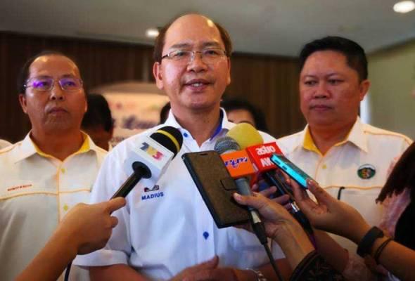 Pemansuhan GST akan jejaskan usahawan bumiputera - Madius Tangau