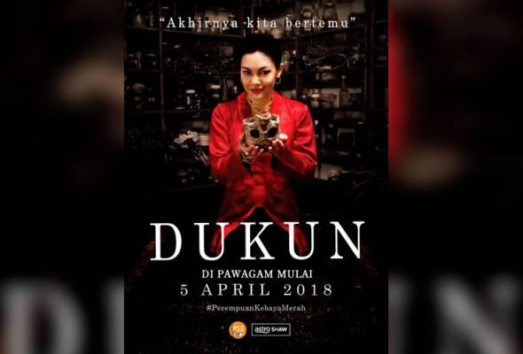 'Dukun' dinobat Filem Terbaik di Anugerah Skrin