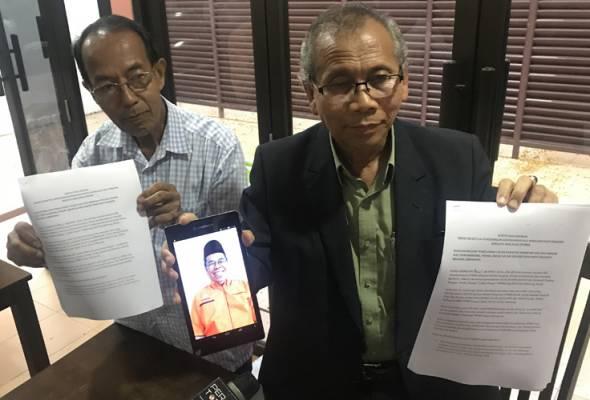 Ahli PPBM protes calon 'payung terjun' bertanding di DUN Manong